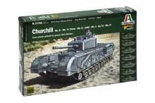 1:56 Scale Churchill MkIII/IV/AVRE/NA75 - 15760