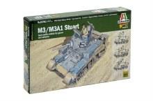 1:56 Scale M3/M3A1 Stuart - 15761