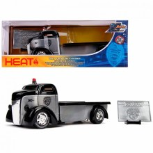 1:32 Scale 1947 Ford COE Flatbed Tow Truck - JA31072