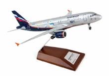 1:200 Scale Aeroflot A320 2014 Sochi Olympics Livery - AFL698