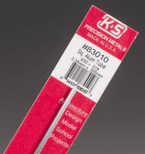 "Aluminium Square Tube 3/32 x 12"" - KS83010"