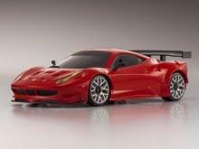 Mini-Z Sports Ferrari 458 Italia GT2 (MR-03 Chassis) - 32206GR