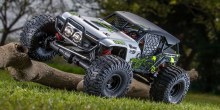 1:8 Brushless 4WD Monster Truck FO-XX VE 2.0 RTR readyset- 34255