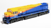 HO Scale Interail L265 Northern Rivers Livery Locomotive - L12
