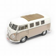 1:18 Scale 1962 Volkswagen Microbus w/Sliding Sunroof - L92327