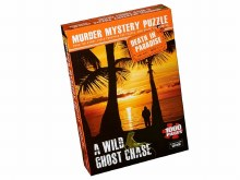 A Wild Ghost Chase Murder Mystery Puzzle - LAM054159