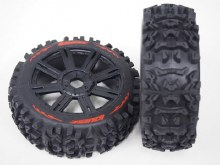 B-Pioneer 1/8 Buggy Tires Sport Compound - LT3131B