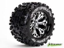 MT-Uphill Tyre On Chrome Rim - LT3204CB