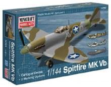 1:144 Scale Spitfire Vb USAAF/RAF - 14704