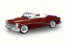 1:18 Scale 1953 Buick Skylark Burgundy - MX731289