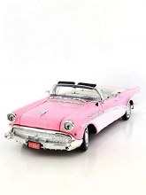 1:18 Scale 1957 Buick Roadmaster Pink - MX73152