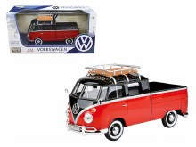 1:24 Scale Volkswagen Type 2 (T1) Pickup With Roof Rack - 79552