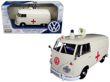 1:24 Scale Volkswagen Type 2 (T1) Ambulance - MX79565