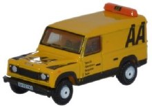 1:148 Scale Land Rover Defender LWB Hard Top AA - NDEF009