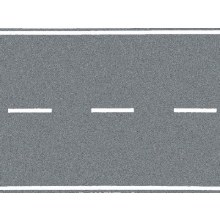 HO Gauge Federal Road Grey 100 x 8cm - 60703