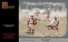 1:32 Scale Gladiators 1st Century A.D. Set 2 - 3202