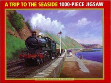 A Trip To The Seaside 1000pcs - PEO833543
