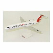 1:100 Scale QantasLink Fokker 100 - PPC042