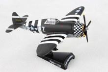 1:100 Scale P-47 Thunderbolt Snafu - 53593