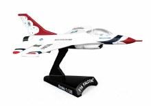 1:126 Scale F-16 USAF Thunderbirds F-16 Fighting Falcon - 53992