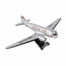 1:144 Scale TWA DC-3 - 55594