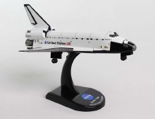 1:300 Scale Space Shuttle Endeavour - 5823