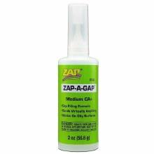 2oz Zap-A-Gap Medium CA+ Bottle - PT01
