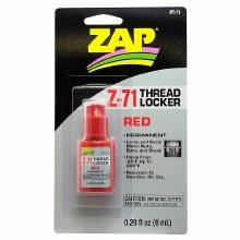 Zap Z-71 Thread Locker Red 1oz - PT71