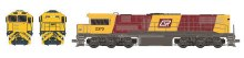 HO Gauge QR Queensland Rail #2373 Locomotive - Q242