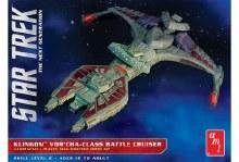 1:1400 Scale Star Trek Klingon Vor'Cha - AMT1027