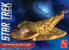 Deep Space Nine: Cardassian Galor-Class 1:750 - AMT1028