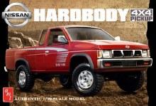1:20 Scale 1993 Nissan Hardbody 4×4 Pickup - AMT1031
