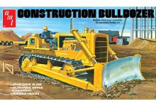1:25 Scale Construction Bulldozer - AMT1086