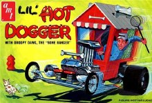 1:25 Scale Li'l Hot Dogger Show Rod - AMT908