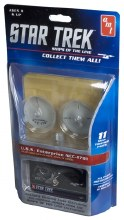 1:2500 Scale Ships of the Line USS Enterprise NCC-1701 - AMT914
