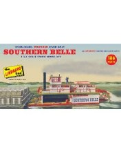 1:64 Scale Southern Belle Paddle Wheel Steamship - LIN0HL201