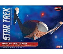 1:1000 Scale Star Trek Romulan Bird of Prey Snap Kit - POL934