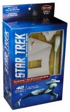 1:1000 Scale Star Trek TOS Klingon D7 Snap Kit - POL937