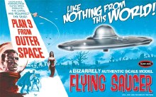 1:48 Scale Plan 9 From Outer Space Flying Saucer - POL970