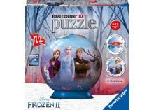 Disney Frozen 2 3D Puzzleball 72pc - RB11142