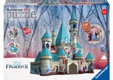 Frozen 2 Castle 3D Puzzle 216pc - RB11156