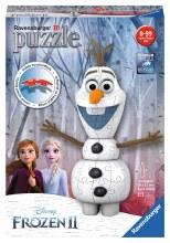 Disney Frozen II Olaf 3D 54pcs - 11157-2