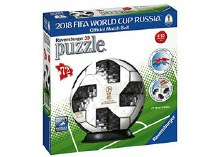 Adidas World Cup Soccer Ball 2018 3D 72pcs - 11751-2