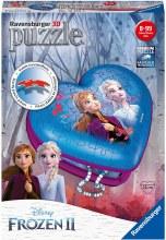 Frozen 2 Heart 3D Puzzle 54pc - RB12120