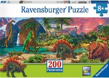 Land Of The Dinosaurs 200pcs - RB12747