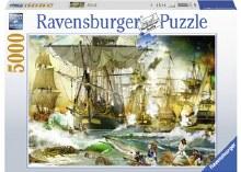 Battle on High Sea Puzzle 5000pcs - RB13969