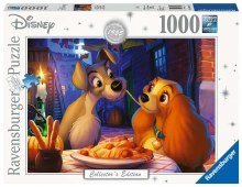 Disney Collector's Edition Lady & The Tramp 1000pcs - 13972-9