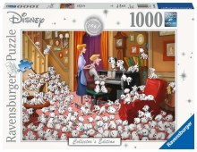 Disney Collector's Edition 101 Dalmations 1000pcs - 13973-6