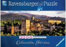 Alhambra Granada Panoramic 1000pcs - RB15073