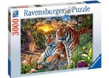 Hidden Tigers 3000pcs - 17072-2